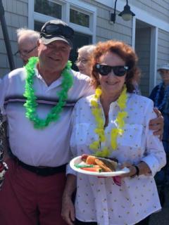 Jim & Elaine Cookout