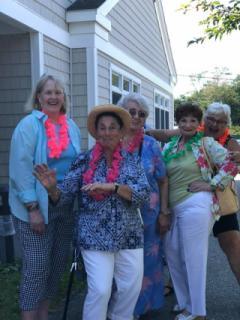 Ladies cookout